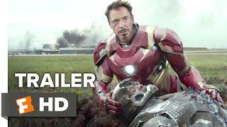 Download Captain America: Civil War Official Trailer #1 (2016) - Chris Evans, Scarlett Johansson Movie HD Video