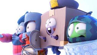 Download Spookiz | Gli zombi impazziscono! | Cartoni per bambini | WildBrain Video