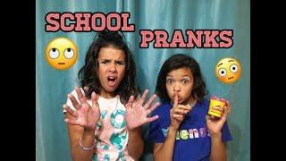 Download 5 BACK TO SCHOOL PRANKS!! Video