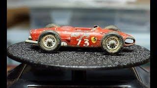 Download MATCHBOX Restoration No 73 Ferrari F1 Race Car 1962 Video