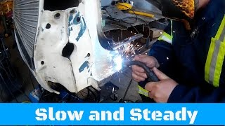 Download Fixing and Welding Rotted Body Panels Video