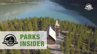 Download Conservation work at St. Andrew's Church at the Chilkoot Trail National Historic Site Video