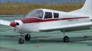 Download RC Piper Cherokee with O.S FT-160 flat twin Video