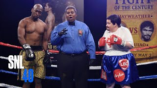 Download Mayweather-Pacquiao Cold Open - SNL Video