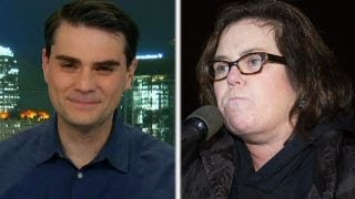 Download Ben Shapiro talks brutal Twitter feud with Rosie O'Donnell Video