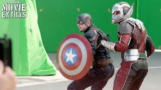 Download Go Behind the Scenes of Captain America: Civil War (2016) Video