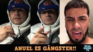 "Download ¡GUERRA! Tempo Le Tira A Anuel AA ""Anuel Es G4nster, Hulebicho"" Y Amenaza Al Genero Video"