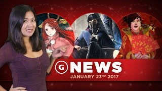 Download Another Switch Launch Game, Overwatch Leaked Video Shows New Mode - GS Daily News Video