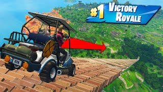 Download Reaching *MAX SPEED* In Golf Karts In Fortnite Battle Royale! Video