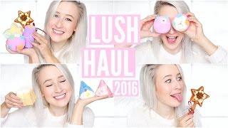 Download LUSH HAUL Autumn & Winter 2016 | Sophie Louise Video