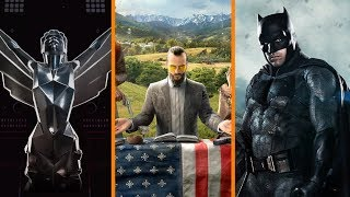 Download GOTY Winners & Announcements + Far Cry 5 DELAY + Batfleck is OUT? - The Know Video