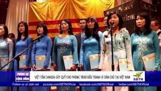 Download PHÓNG SỰ CỘNG ĐỒNG: Đảng Việt Tân tại Canada gây quỹ cho các nhà đấu tranh dân chủ quốc nội Video