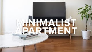 Download Minimalist Apartment Tour | Living with The Molekule Air Purifier Video
