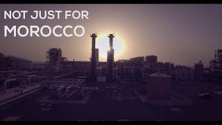 Download Concentrating Solar Power Sparks Jobs, Technology, Investment in Morocco Video