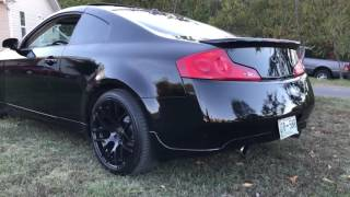Download 2006 Infiniti G35 Coupe Video