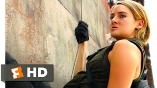 Download The Divergent Series: Allegiant (2016) - Over the Wall Scene (1/10) | Movieclips Video
