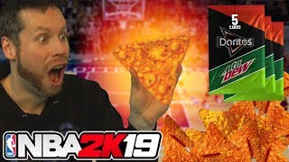 Download Can a Dorito draft my Team? NBA 2K19 Video