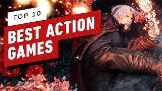 Download The 10 Best Action Games of All Time Video