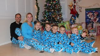 Download 24 Hours With 5 Kids On Christmas Day Video