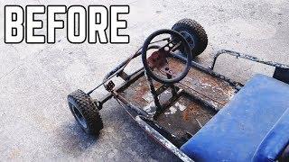 Download Streaker Kart Restoration: Ike's Adventures Video