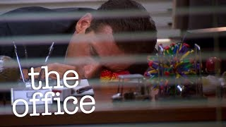 Download Michael & Stanley Love Pretzel Day - The Office US Video