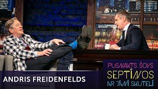 Download Andris Freidenfelds par svarīgām tēmām   Pusnakts šovs septiņos   S06E08 Video