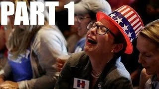 Download LIBERALS Freak Out over TRUMP winning the election. (Documentation of the Fall out) Video
