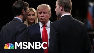 Download Donald Trump Acknowledges Ethical Conflicts | Rachel Maddow | MSNBC Video