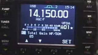 Download IC-7000 Hidden Menu Video