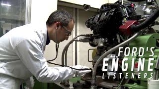 Download Ford's Engine Listeners Video