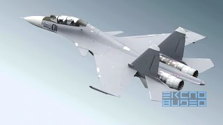 Download United Aircraft Corporation - Su-30MKI Multi-Role Fighter [1080p] Video