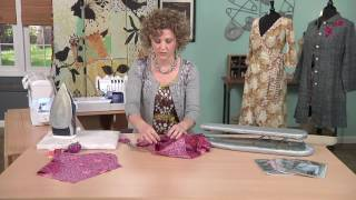 Download Kay Whitt Shows How To Sew Set-In Sleeves on It's Sew Easy (1106-1) Video