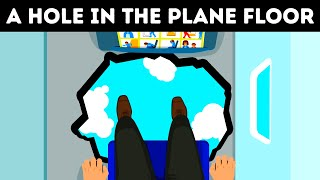 Download A Plane Lost Its Floor But the Captain Saved the Day Video