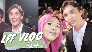 Download THE PARTY PREMIERE WITH CILLIAN MURPHY & THE SHAPE OF WATER | LFF VLOG #2 | Andini Ria ♡ Video