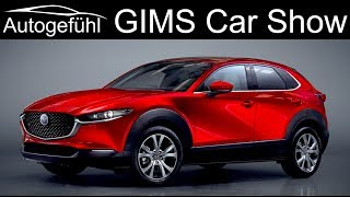Download Geneva Motor Show Highlights Review Tour GIMS 2019 - Autogefühl Video
