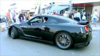 Download GODZILLA 850HP Nissan GTR 35 Acceleration Sound ! Video