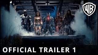 Download Justice League - Official Trailer 1 - Warner Bros. UK Video