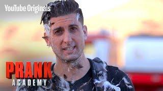 Download TERRIFYING CRANE PRANK ON JESSE!!!   Prank Academy   Episode 3 Video