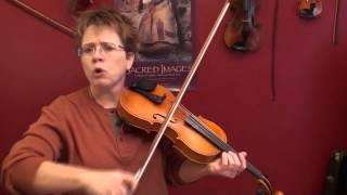 Download Quick Basic Tips for Violin Vibrato Video