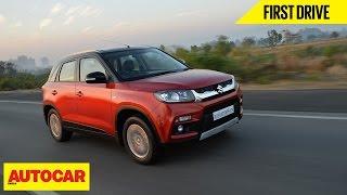 Download Maruti Vitara Brezza | First Drive | Autocar India Video