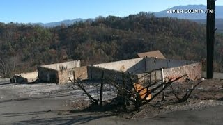 Download Hundreds of buildings destroyed as death toll rises in Tennessee Video