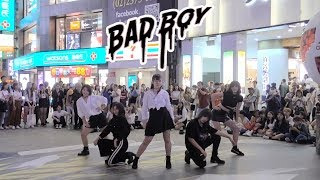 Download [KPOP IN PUBLIC] RED VELVET 'BAD BOY' DANCE COVER by RENAME from TAIWAN(五團聯合公演) Video