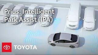 Download 2016 Toyota Prius How-To: Intelligent Park Assist (IPA) | Toyota Video