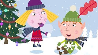 Download Ben and Holly's Little Kingdom | Preparing for the Christmas Dinner! 🎄 1Hour | HD Cartoons for Kids Video