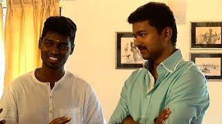 Download Actor Vijay's New Movie Launch -Director Atlee & Producer Kalaipuli S. Thanu Talks About Vijay Video