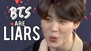 Download BTS ARE LIARS | not really CRACK #4 Video