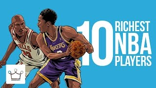 Download Top 10 Richest NBA Players Of All Time (Ranked) Video