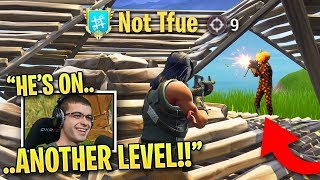 Download Nick Eh 30 LOSES to Tfue and then watches him DESTROY Pro Players Video