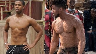 Download Michael B. Jordan Body Transformation for Black Panther Video