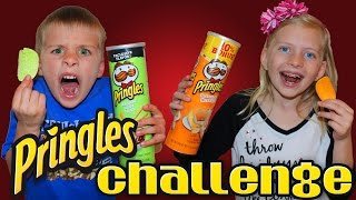 Download Pringles Challenge Family Fun Pack Video